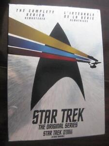 Star Trek: The Original Series: The Complete Series : Remastered. First Three Seasons. Great Collection. Gift. Movie