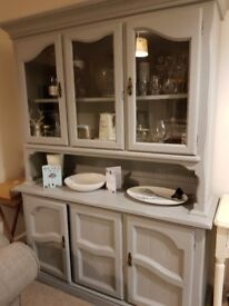 Farrow and Ball Distressed Shabby Chic Dresser