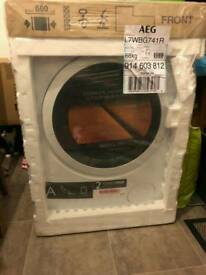 BRAND NEW AEG L7WBG741R 7kg Wash/4kg Dry 1400rpm Washer Dryer A Energy RRP £649