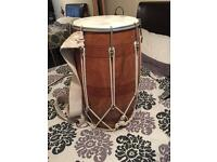 Amazing condition Dhol for sale