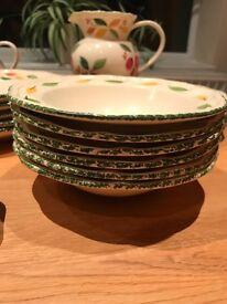 Beautiful Damson Dinnerware Set