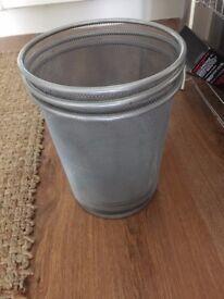 10L metal dust bin (3 pieces)