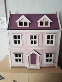 John Lewis dolls house