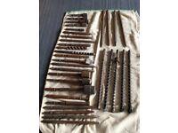 Kango drill bits