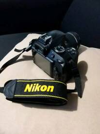 Nikon D3300 with 18-55mm lens Boxed as new + Extras