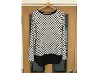 Marks and Spencers Ladies Top - Used