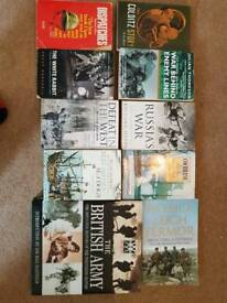Books - Military history
