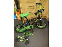 "Boys bike for sale 14"""