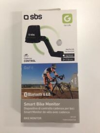 ( New and Sealed ) SRS Bike Monitor with bluetooth £12