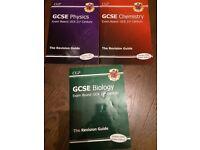 CGP GCSE OCR 21st Century BIOLOGY, PHYSICS, CHEMISTRY