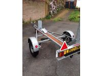 Trident Motorcycle Trailer