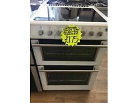 STOVES 60CM CEROMIC TOP ELECTRIC COOKER