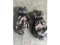Howl Snowboard Mitts (Size S/M)