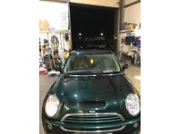 Mini Cooper s breaking for parts