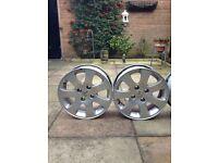 4x15 inch peugeot 307 alloy wheels