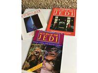 Star Wars - Return of the Jedi Collectors edition.