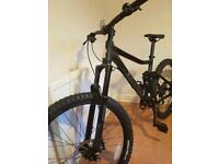 Brand new Voodoo Canzo Full Suspension Mens Mountain Bike