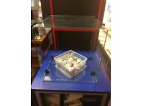 Toughened Glass Display Cubes (Large)