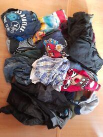 Bundle of aged 9-10 Clothes