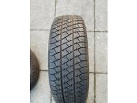 2 tyres 175/65/14 for sale