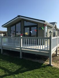 Pre owned excellent condition luxury lodge for sale on the east coast between Hornsea and Hull