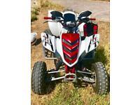 Raptor 660 Road Quad Swap Car or Mx Bike Yz Crf Ktm + Cash