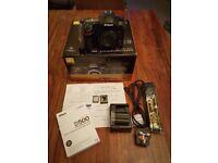 Nikon D500 DSLR + 32GB XQD