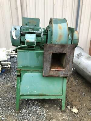 76j-12385 20hp Squirrel Cage Blower 3540rpm 230460v 256t 3ph