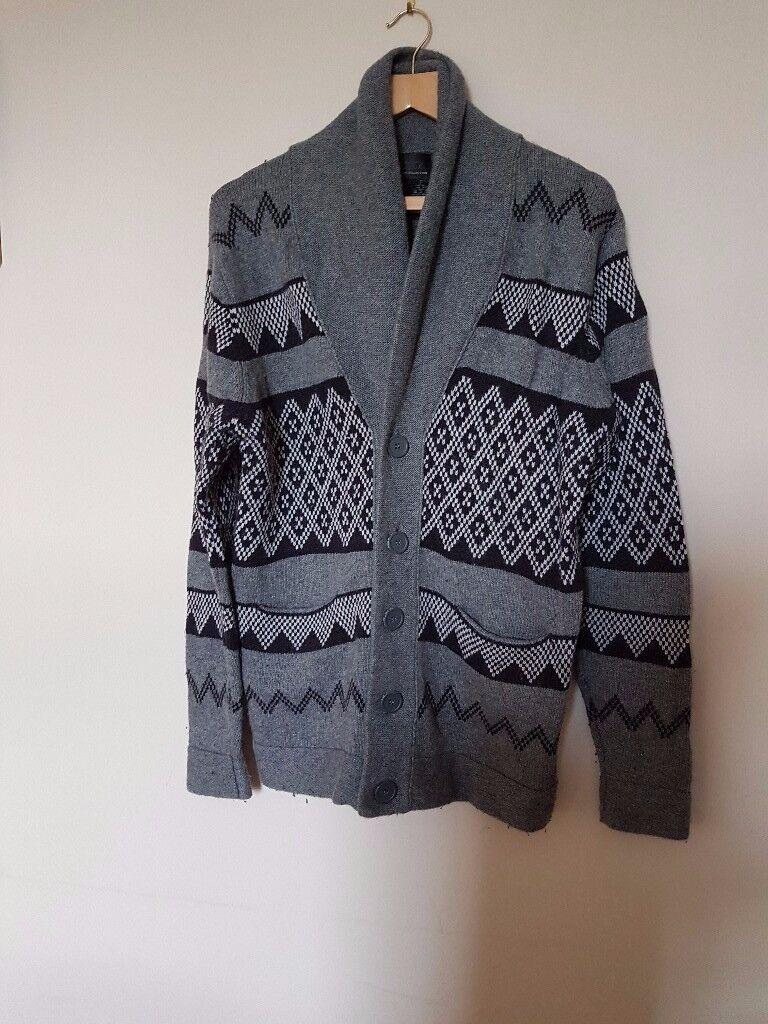 Feraud Gianni Cardigan Medium 80% wool excellent condition
