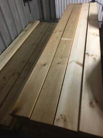 7x2 timber joist