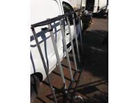 Van guard roof rack