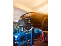 Vauxhall Astra VXR STAGE4 Turbo