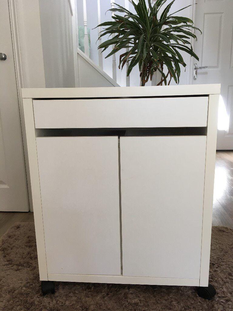 ikea desk storage unit ideal for childs bedroom  in