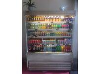 Fridge - display fridge , excellent condition, full working order