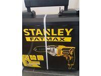 STANLEY FATMAX DRILL