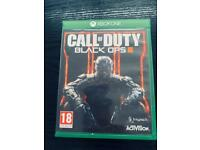 Xbox 1 - COD Black Ops 3