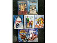 Christmas films Dvds