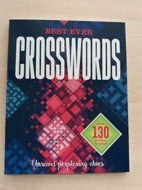 New Best ever Crosswords Book