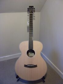 The Tanglewood Discovery DBT F OV Acoustic Guitar.