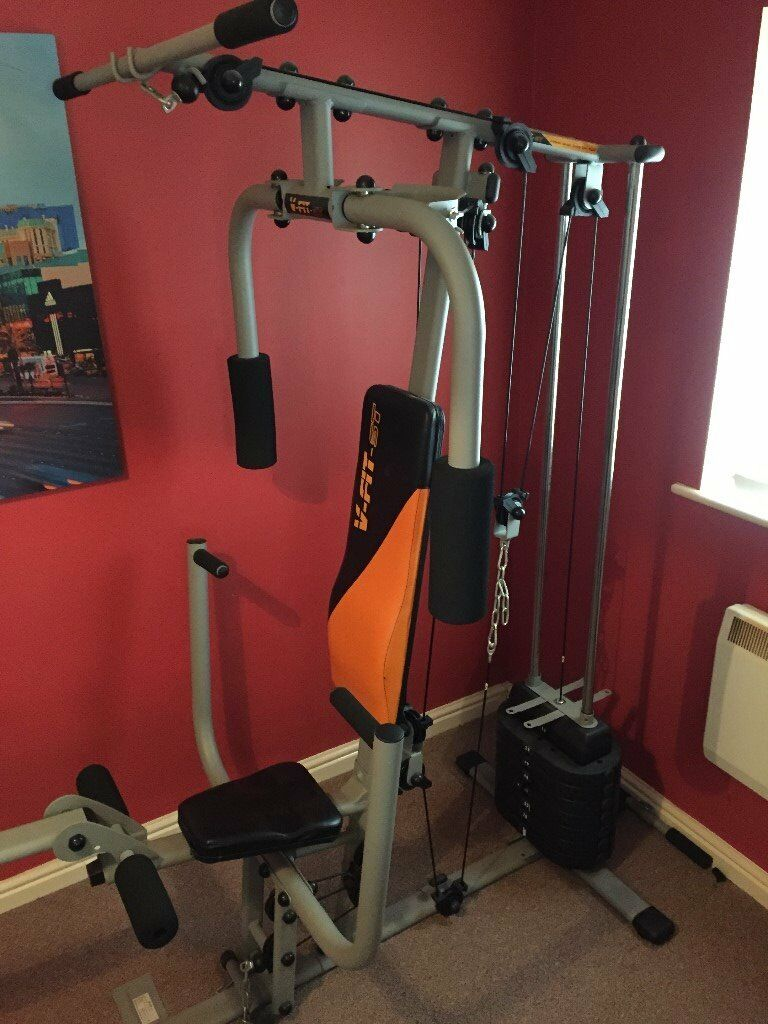 Multi gym compact v fit cug in whitley bay