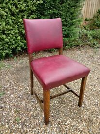 Dining chairs set of 6.