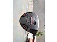 Ping G15 5 Wood complete with head cover