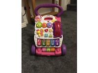 VTech baby walker activity toy