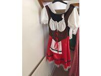 Fancy dress German womens