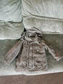 Rocha Little Rocha 3/4 yrs boys coat