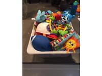 Baby Toys and Rattles!