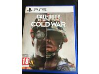 Call of Duty Black Ops Cold War - PS5 - perfect condition