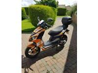 2010 piaggio NRG 50cc moped