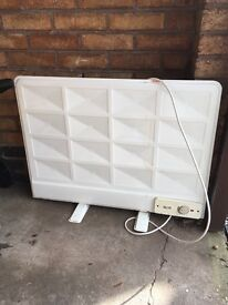 Electrical oil filled heater/radiator