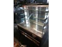 Cake display fridge catering freezer Oven fryer